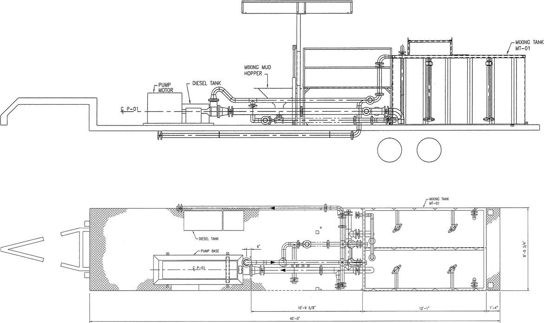 Hybrid Unit Mixing Plant