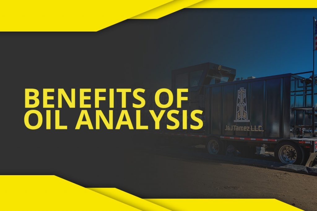 How Is Oil Analysis Beneficial For Your Company?