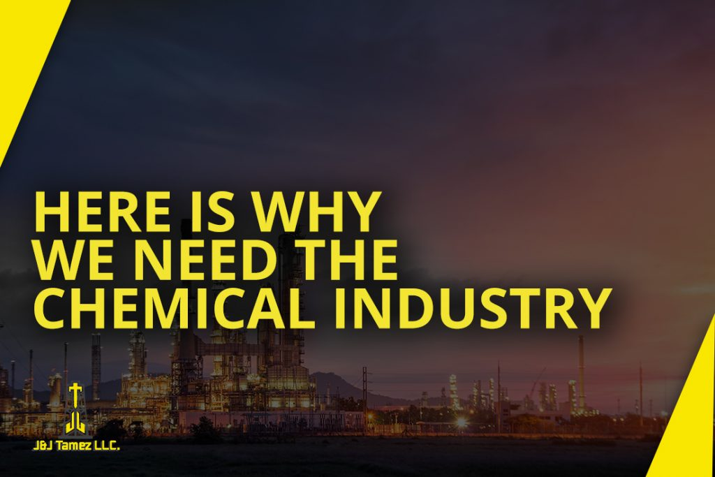 Why We Need the Chemical Industry